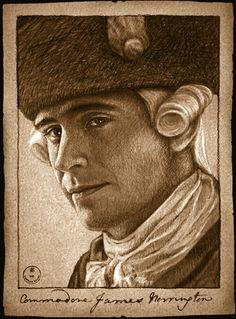 Commodore Norrington by ~theband on deviantART ~ POTC