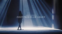 Footprints of Light is an experimental short film that captures the interplay of light and movement as dancer Naomi Weijand performs with Light Echoes at Barbican's Curve Gallery.  Part of an ongoing series of artworks that cover film, photography and installations, Light Echoes paints traces of light onto physical spaces. The project is a collaboration with Aaron Koblin and began in response to Doug Aitken's Station to Station project - specifically to the idea of a train traveling…