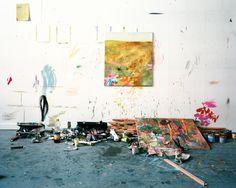 Art in Progress - Leonora Hamill