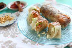 Popiah (Fresh Spring Rolls)   Easy Asian Recipes at RasaMalaysia.com