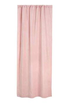 Curtain length in cotton velvet with a heavy drape and wide cased heading. Contains one curtain length. Corner Curtains, Cute Curtains, Elegant Curtains, Ikea Curtains, Burlap Curtains, Floral Curtains, Velvet Curtains, Colorful Curtains, Yellow Curtains