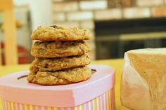 Soft, Chewy Graham Cracker Chocolate Chip Cookies | Wallflour Girl