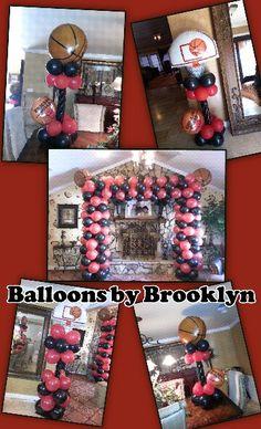 Air jordan jumpman chicago bulls michael jordan for Balloon decoration chicago