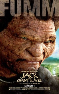 Jack the Giant Slayer , starring Nicholas Hoult, Stanley Tucci, Ewan McGregor, Bill Nighy. The ancient war between humans and a race of giants is reignited when Jack, a young farmhand fighting for a kingdom and the love of a princess, opens a gateway between the two worlds. #Adventure #Fantasy