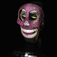 de GRISOGONO 'Crazy Skull' is the Epitome of Watchmaking and Jewellery | SENATUS