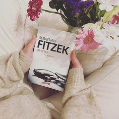 """Kati auf Instagram: """"Rezension """"Splitter"""" - Sebadtian Fitzek Eine ausführlichere Rezension findet ihr im BIO-Link…"""" Thriller Books, Reusable Tote Bags, Link, Instagram"""