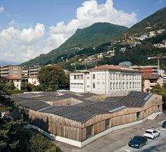Kindergarten in Lugano