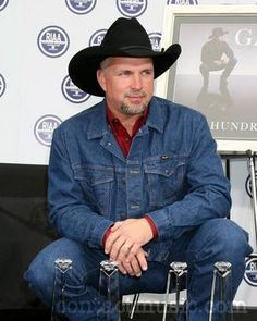 Garth Brooks-- 7/14 announces his world tour in Music City. It's going to be a huge show....