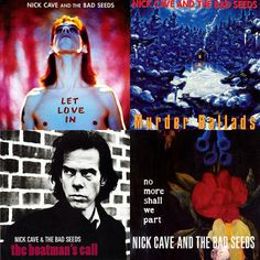 The latest in a series of reissues that will ultimately see the entire Nick Cave & The Bad Seeds catalogue digitally re-mastered and remixed for 5.1 - sold.