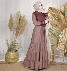 Hijab Dress, Bridesmaid Dresses, Wedding Dresses, Victorian, Fashion, Bridesmade Dresses, Bride Dresses, Moda, Bridal Wedding Dresses