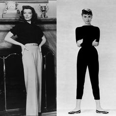Hepburn vs Hepburn ... I'll take the one on the right