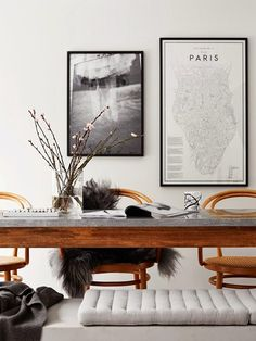 HOME INSPIRATION - a house in the hills //