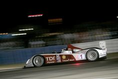 Audi R10 TDI at 2006 Sebring 12 hours