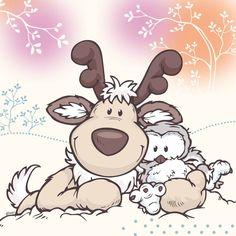 Hou my vas Bear Cartoon, Cartoon Art, Animal Paintings, Animal Drawings, Scrapbook Images, Cute Animal Illustration, Diy Resin Art, Drawing Templates, Cute Clipart