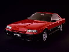 1983–85 Nissan Skyline 2000 Turbo RS-X Coupe (KDR30XFT)
