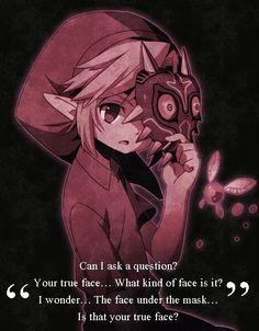 Majora's Mask ... Ce jeu est un cauchemar.