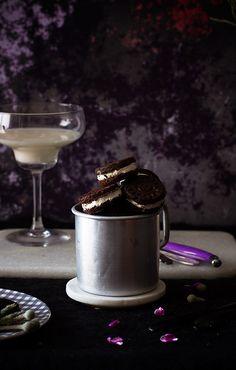 Sophie Bakery: Cómo hacer galletas Oreo caseras paso a paso