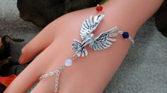 Slave Bracelet Eagle USA Hand Harness Jewelry by JWBoutique1, $16.00