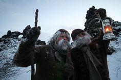 Icelandic Santa clauses