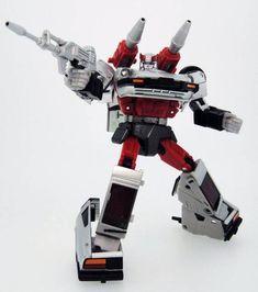 Custom Silver Face for Fans Toys FT-09 Tesla MP Transformers Perceptor