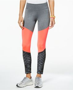 Women • Activewear • Pants • Amp up your workout style with our on-trend legging. The herringbone pattern is a fun, fresh look. Print yoga pant • Elastic waist  * Find out more about the great product at the image link.