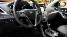 The 2020 Santa Fe is Hyundai's most tech-advanced SUV ever. The 5 passenger Santa Fe is the ultimate family-adventure vehicle. Hyundai Santa Fe Sport, Sports Gallery, Dream Garage, Future Car, Leather Interior, Volvo, Interior And Exterior, Dream Cars, Automobile