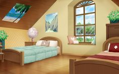 Stay close to people who feel like sunshine. Episode Interactive Backgrounds, Episode Backgrounds, Cool Backgrounds, Scenery Background, Animation Background, Background Drawing, Casa Anime, Anime Places, Kawaii Room