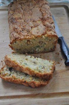 The Friday Friends: Cookbook #63 and Pina Colada Zucchini Bread