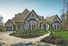 Savenay - House Plan - Ranch - Front