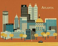 #Atlanta