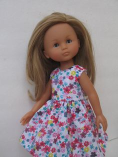Corolle Les Cheries Doll Dress by PachomDollBoutique on Etsy, $9.99
