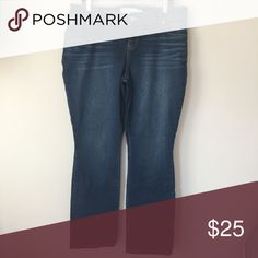 """Torrid Boot Cut Jeans """"Barely Boot"""" cut jeans from Torrid torrid Jeans Boot Cut"""