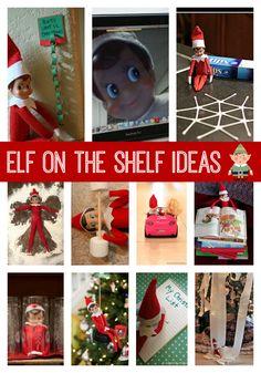 Elf on the Shelf Ideas - This Girl's Life Blog
