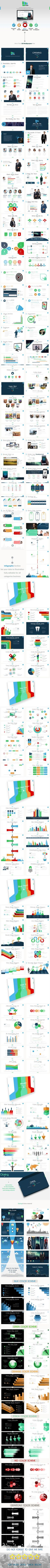 DZIG – Multipurpose Power Point Template (PowerPoint Templates)