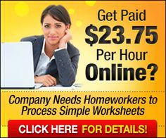 ✨ Online Spreadsheet Processors ✨ - Online Company called The Flex Job / M.O. Partners is looking for about 100-225 individuals to assists them with processing worksheets for Fortune 500 Companies. You may also to assign tasks to be completed in other Microsoft office programs. Please note, this is a legitimate income opportunity... http://www.workformums.co.uk/jobs/online-spreadsheet-processors/ #jobsformums #career #jobsearch #work #mums #flexiblejobs #oppor
