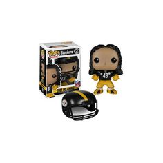 Troy Polamalu, Bear Crafts, Sport Football, September 2014, Pittsburgh Steelers, Vinyl Figures, Funko Pop, Im Not Perfect, Nfl