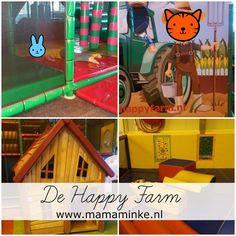 Mama Minke: Happy birthday bij de Happy Farm