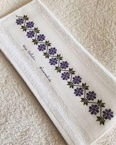 "Instagram'da Nigar Gültekin: ""Sizden gelen istek üzerine tam boy... . . . . . #etamin #çarpıişi #kanaviçe #kanava"" Cross Stitch Borders, Cross Stitch Flowers, Cross Stitch Patterns, Flower Embroidery Designs, Embroidery Stitches, Hand Embroidery, Loom Patterns, Crochet Patterns, Granny Square Crochet Pattern"