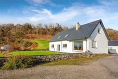 5 bedroom detached house for sale in Cuilcheanna, Onich, Fort William, Highland, Cottages For Sale Scotland, Highland Village, Water Storage Tanks, Wall Borders, Fort William, Wooden Staircases, Floor Layout, Planning Permission, Wooden Flooring