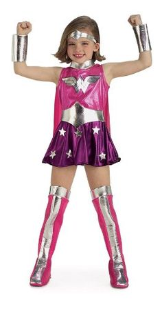 DC Comics Wonder Woman Child's Costume Real Reviews