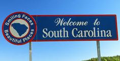 Image result for US state line welcome sign delaware  images