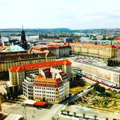 Schöne Aussichten – Dresden von oben