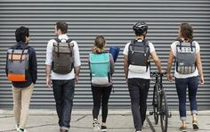 Made in the USA TIMBUK2 BACKPACK | ORGANIZE ON THE GO #madeintheusa #madeinusa