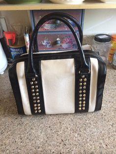 5352eb9d1b0 aldo handbag tote Aldo Handbags, Tote Handbags, Studs, Bags, Spikes, Stud