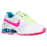 half off 2d4e9 68a48 Nike Shox Deliver - Girls  Grade School - Shoes  nike shox all white for  nursing ...