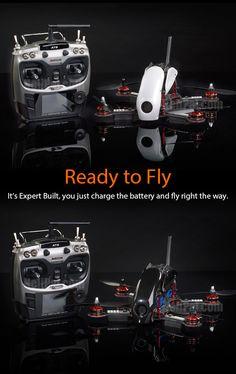 STORM Racing Drone (RTF / SRD280) http://www.helipal.com/storm-racing-drone-rtf-srd280.html