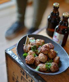 Rezept für Köttbullar, Foto: © Justyna Krzyzanowska