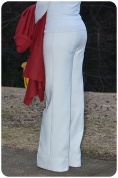 January 2015 | Erica B.'s - D.I.Y. Style! Love these pants. Vogue 9032