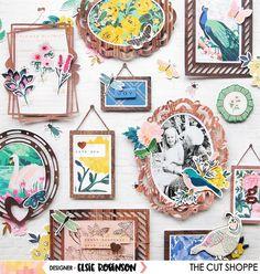The Cut Shoppe: Framing It! | Elsie Robinson