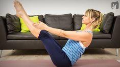 Abnehmen mit Pilates – Power Workout für Fortgeschrittene